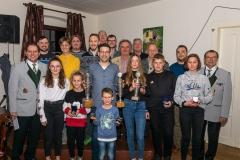 Weihnachtsschießen 2019